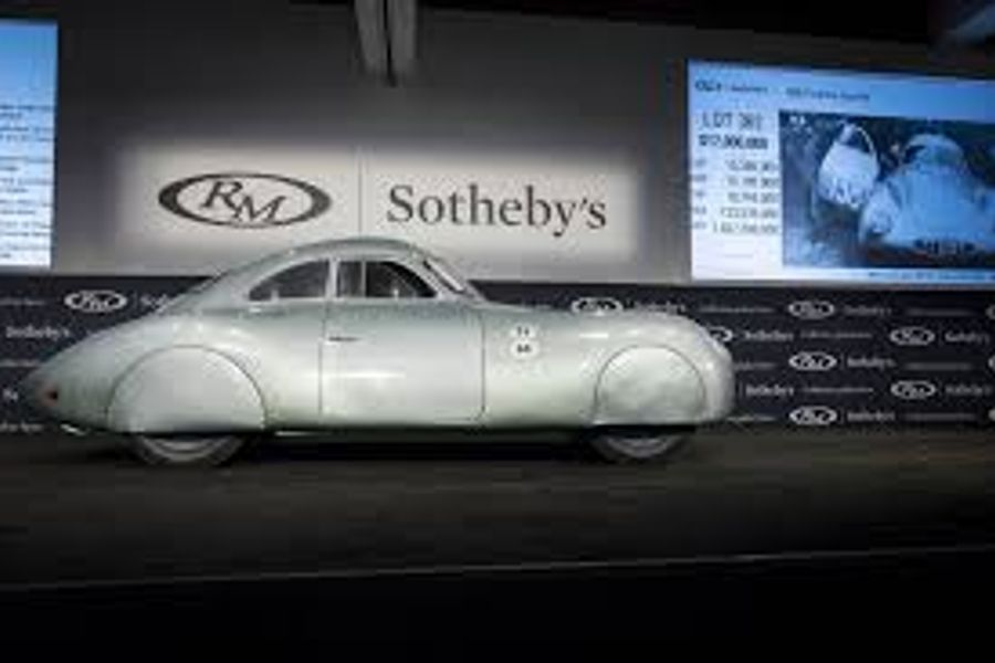 Sotheby's React to Type 64 Sale Confusion