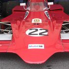 Photo of a Ferrari F1