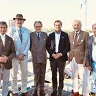 Credit Suisse Panel Entertain at Goodwood
