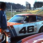 Morton and his 240Z Confirmed for Classic Daytona