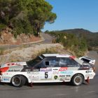 Video: Italian Audi Crew Head Rally Elba Storico After Six Stages