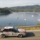 Audi Crew Hold on to Take EHSRC Rally Elba Storico Win