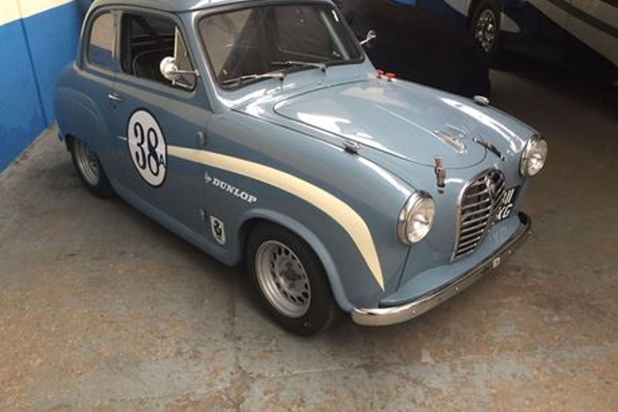 Race and Rally Cars Going Under the Hammer