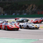 GT40s Dominate at Spa
