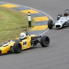 Over 50s Formula Ford Title Goes to Silverstone Finals