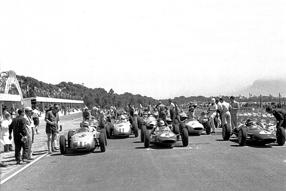 1962 Killarney, Cape GP.