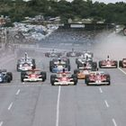 1976 South African GP race start