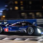 Competition Close at Sebring Halfway Point