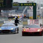 Personal View: Le Mans Photo-Bombing in a Ferrari