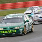 Scottish Date for Dunlop Saloon Car Cup