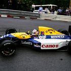 Video: Williams FW14B Wins Fan Vote for Innovation