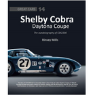 Bookshelf: Great Cars: Shelby Cobra Daytona Coupe
