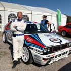 Race Retro Debut for WRC Champion Auriol
